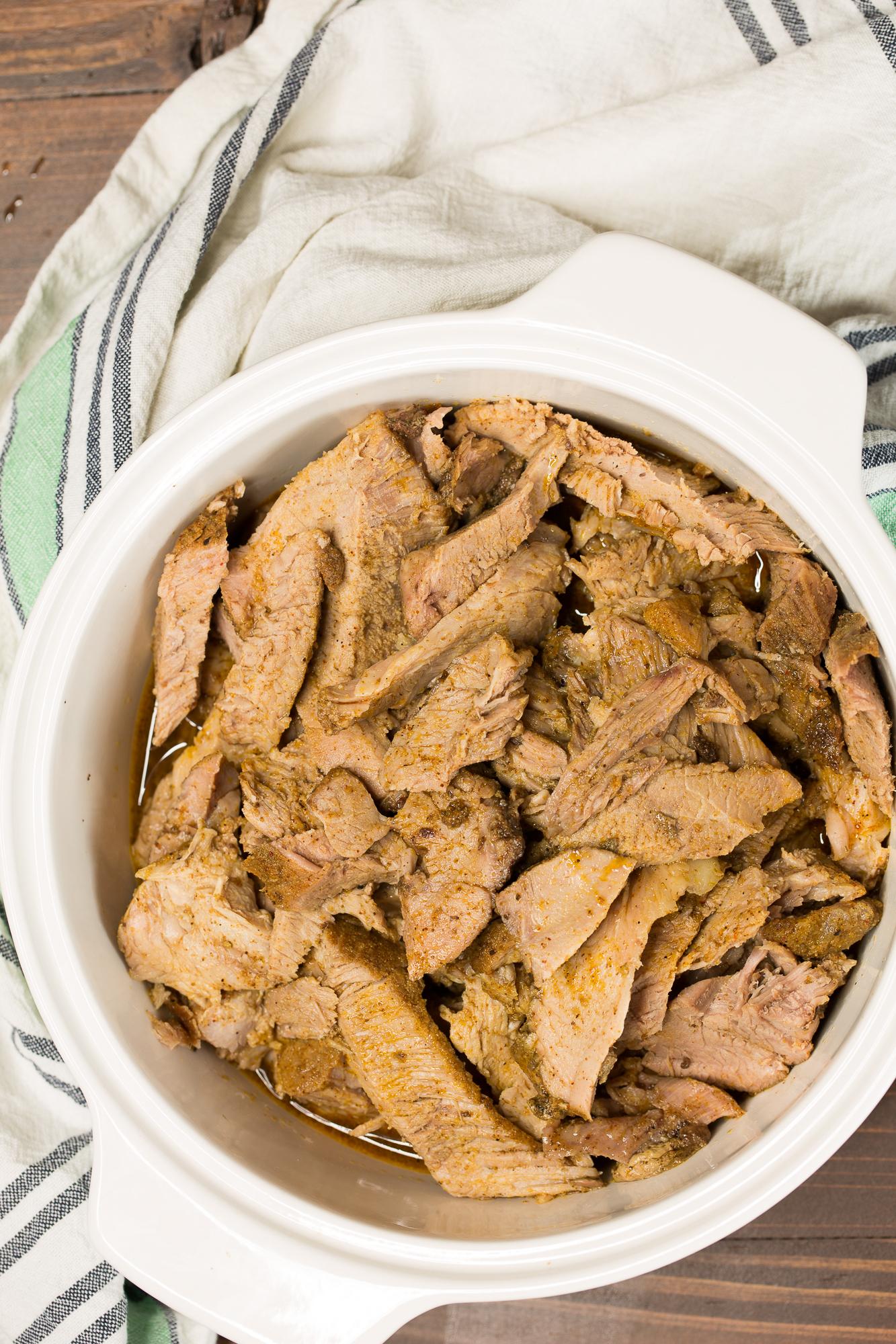 pulled braised pork roast