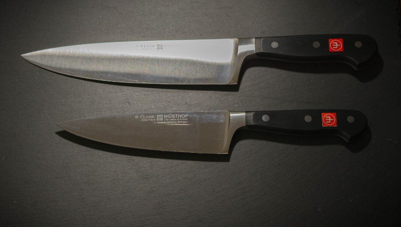 Wustof Classic Chef knives