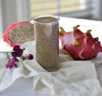 Dragon Fruit Smoothie: Quick and Guilt Free Breakfast