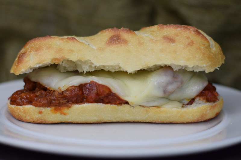 Meatball Submarine Recipe