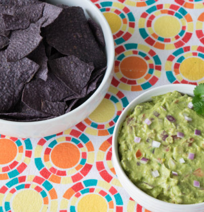 Guacamole Recipe: Simple and Delicious, the Perfect Side for Cinco de Mayo!