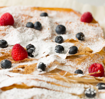 Very Berry Phyllo Bars
