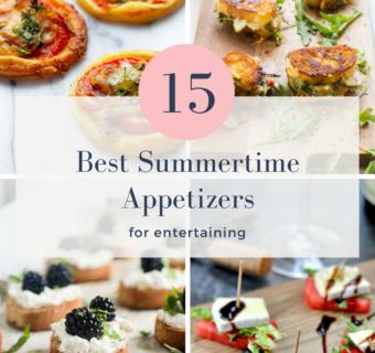 Best Summertime Appetizers