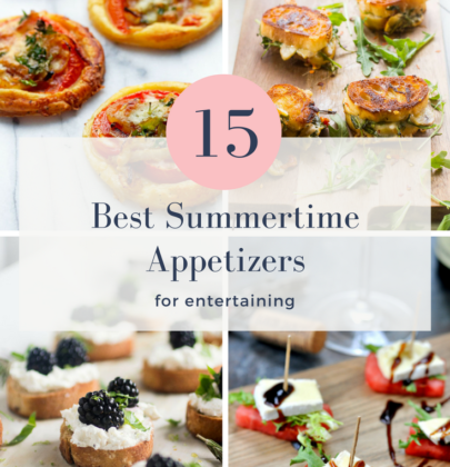 Best Summertime Appetizers