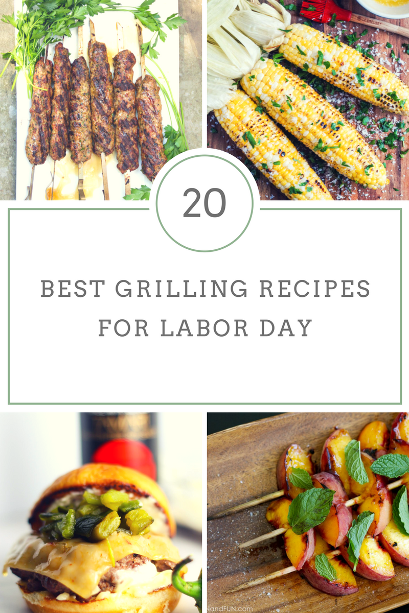 best labor day grilling recipes - deliciously plated