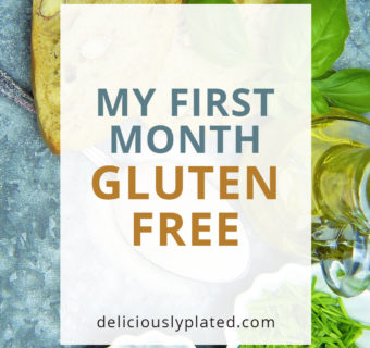Gluten Free Lifestyle: How I Made the Transition and Recipes I Made