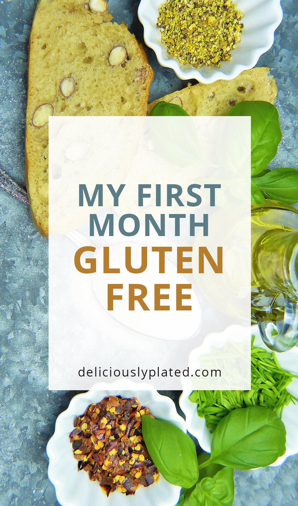 First Month GLuten Free