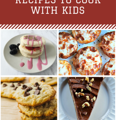 Fun Gluten Free Recipes to Make with Your Kids!