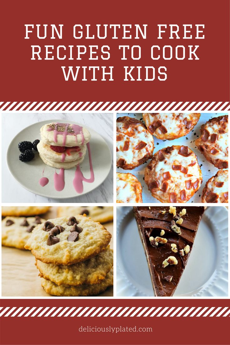 Fun Gluten Free Recipes to Make with Your Kids