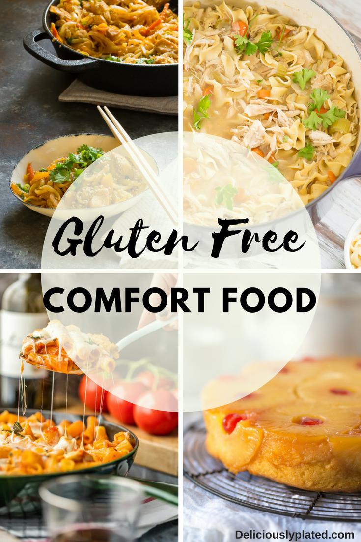 Gluten Free Comfort Food #glutenfree #comfortfood