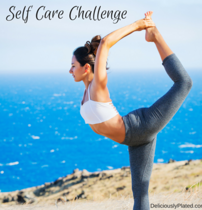 Self Care Challenge Week 4: What did you do this week?