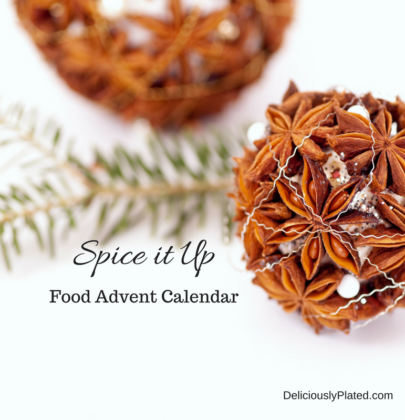Spice It Up!  Food Advent Calendar 2017