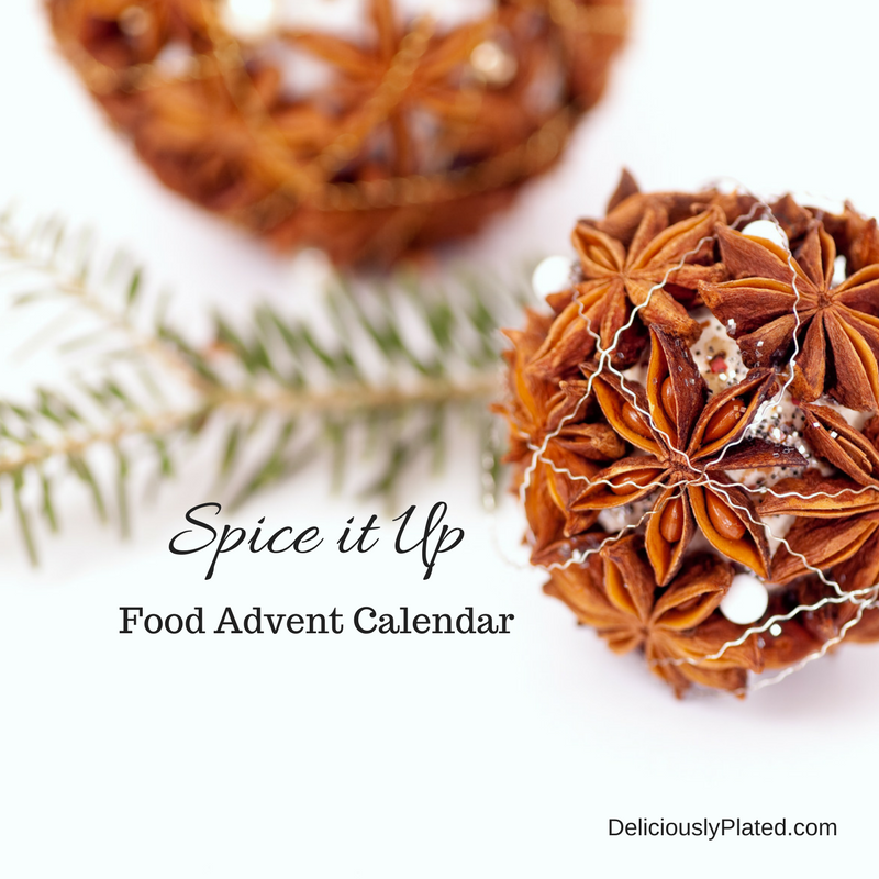 Spice it Up: Food Advent Calendar
