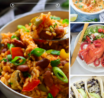 Healthy Gluten Free Meals for Dinner