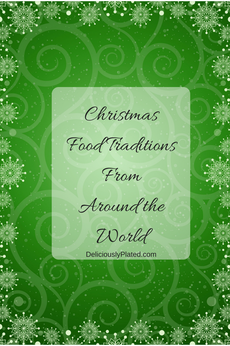 christmas day food traditions
