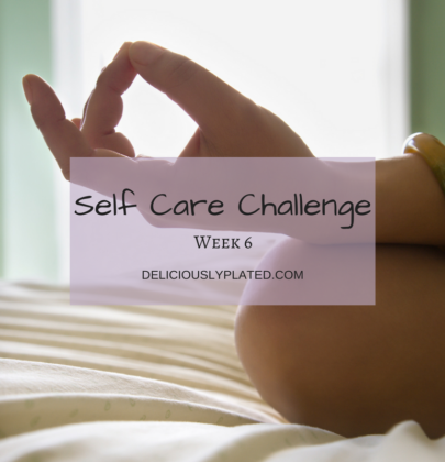 Self Care Challenge Week 6: Relax and Recharge in 2018