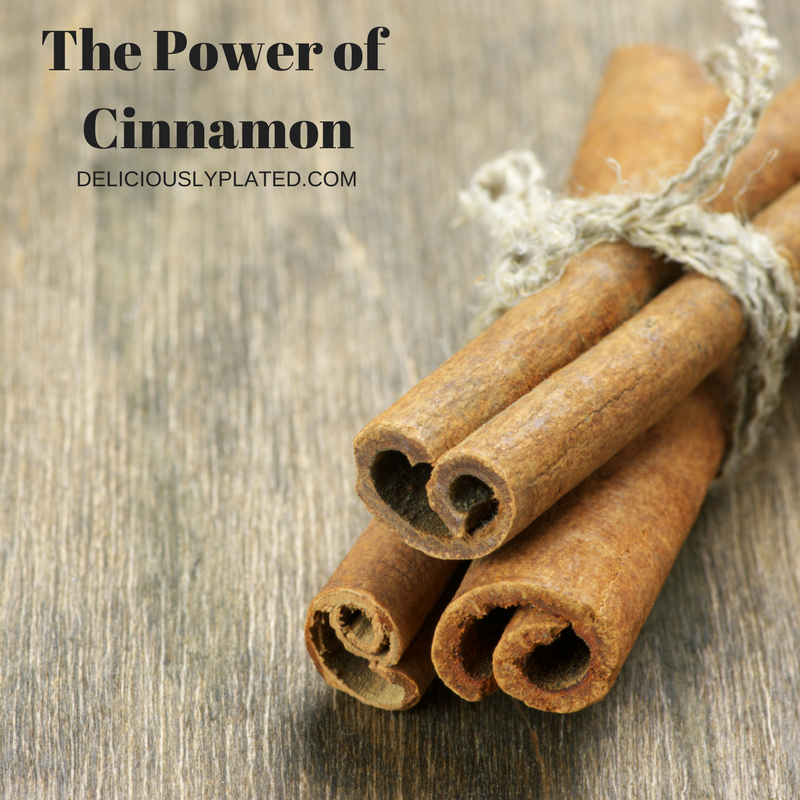 The power of cinnamon