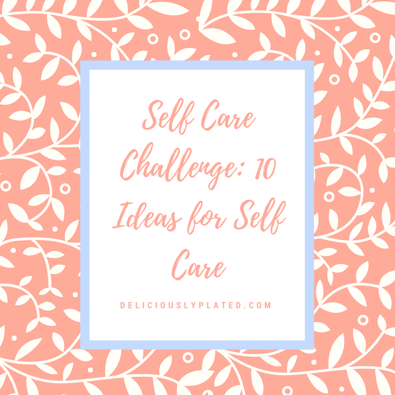 self care challenge week 6