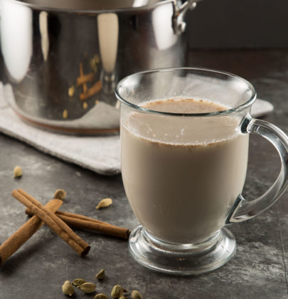 Cardamom Spiced Almond Milk