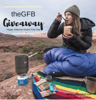 Enter now to win one of each product in theGFB collection.  Valued at $60!
