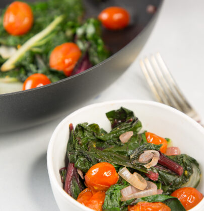 Sautéed Chard: The Side You Didn't Know You Were Missing!