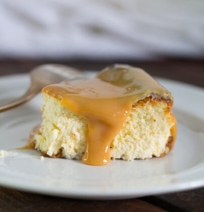 Creamy and Delicious Dulce de Leche Cheesecake