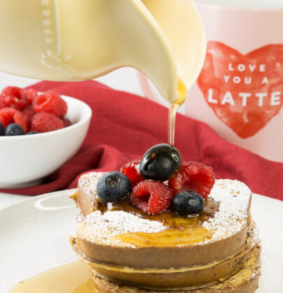 The Tastiest French Toast Recipe Ever!