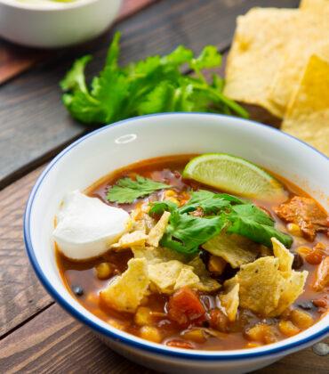 The BEST Taco Soup: An Instant Pot Recipe
