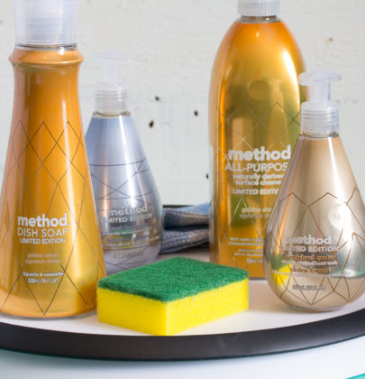 Spring Cleaning with OXO and Method