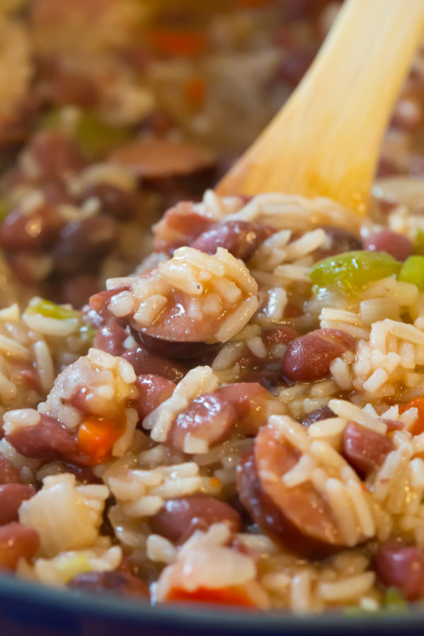 Amazing Red Beans and Rice