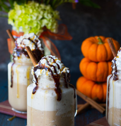 Fall's Signature Drink: The Pumpkin Spice Frappe