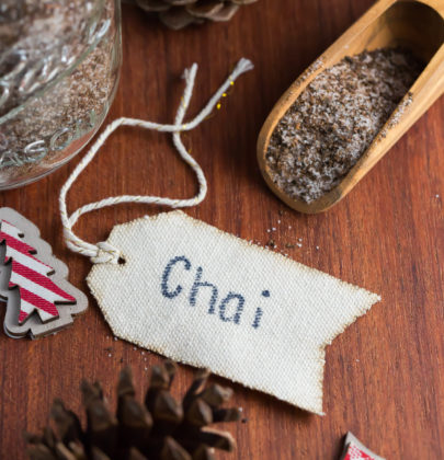 Homemade Chai Tea Mix: The Perfect DIY Gift