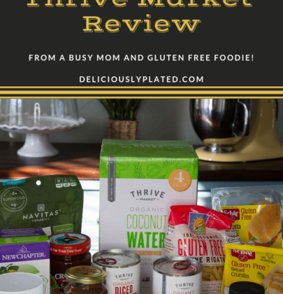 My Honest and Comprehensive Thrive Market Review
