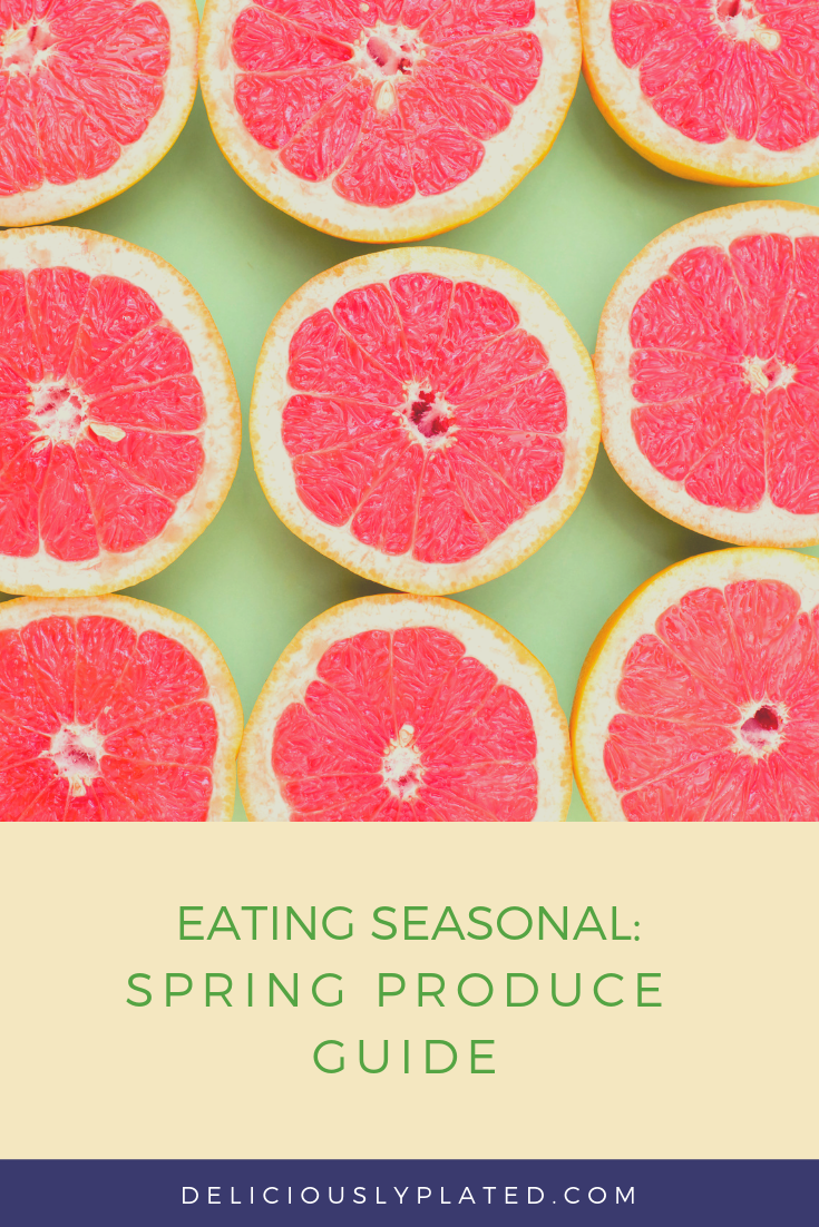 Benefits of Eating Seasonal: Seasonal Spring Produce Guide